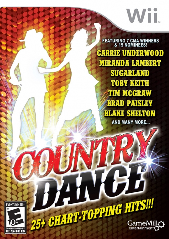 Country Dance on Wii - Gamewise