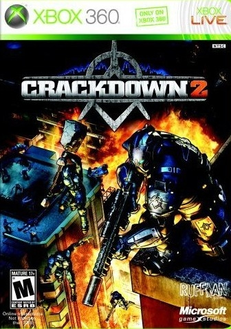 Crackdown 2 on X360 - Gamewise