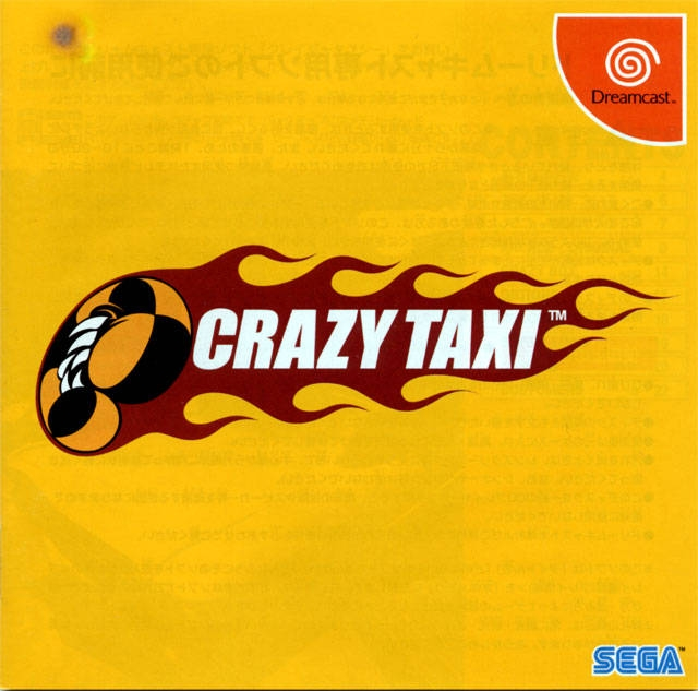Crazy Taxi on DC - Gamewise