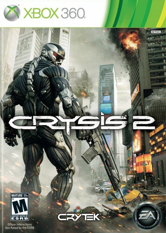Crysis 2 Walkthrough Guide - X360