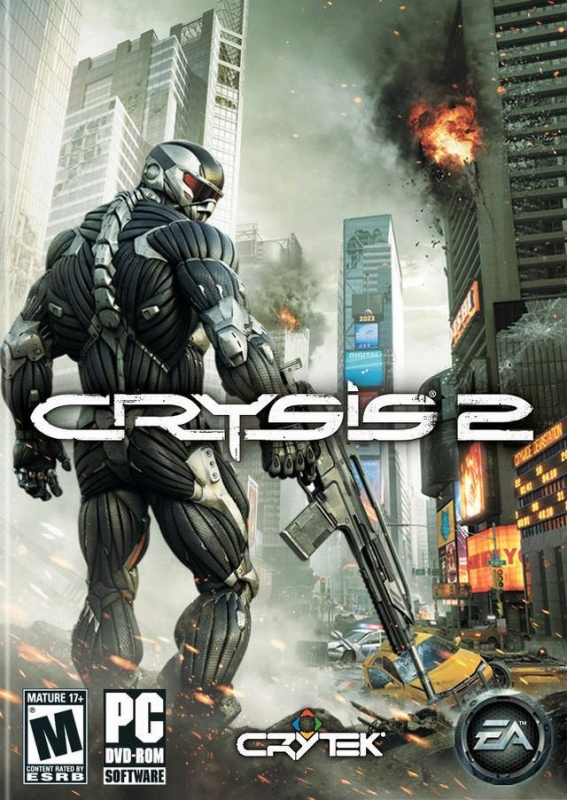 Crysis 2 on PC - Gamewise