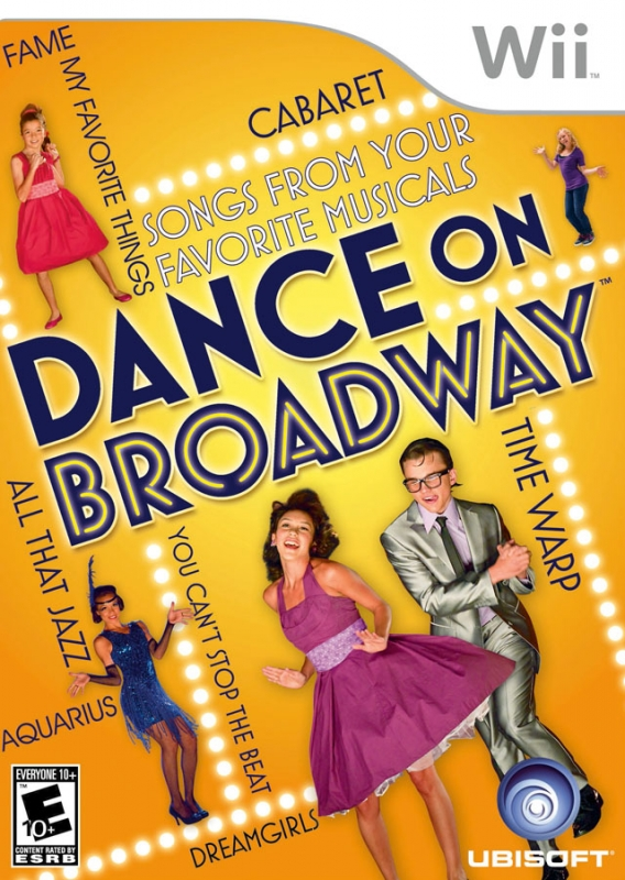 Dance on Broadway [Gamewise]