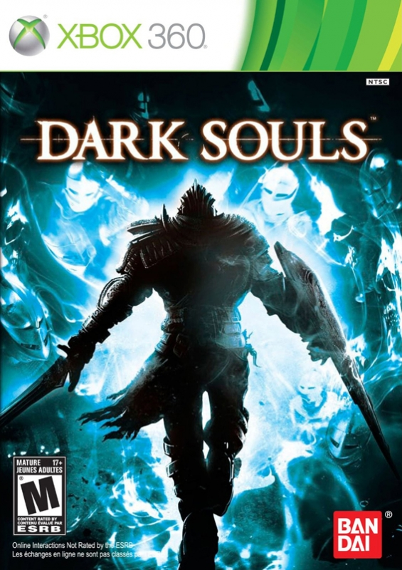 Dark Souls on X360 - Gamewise