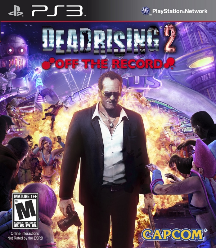 Dead Rising 2: Off the Record [Gamewise]