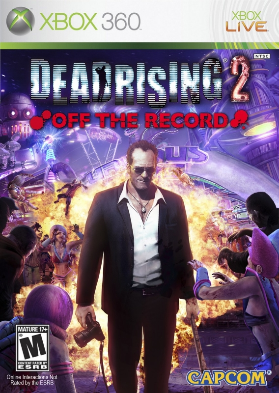 Dead Rising 2: Off the Record on X360 - Gamewise