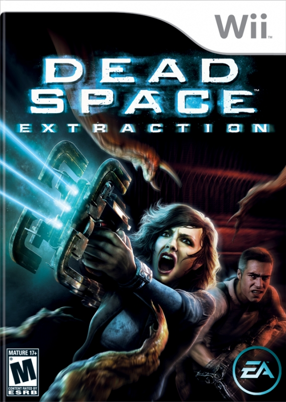 Dead Space Extraction on Wii - Gamewise