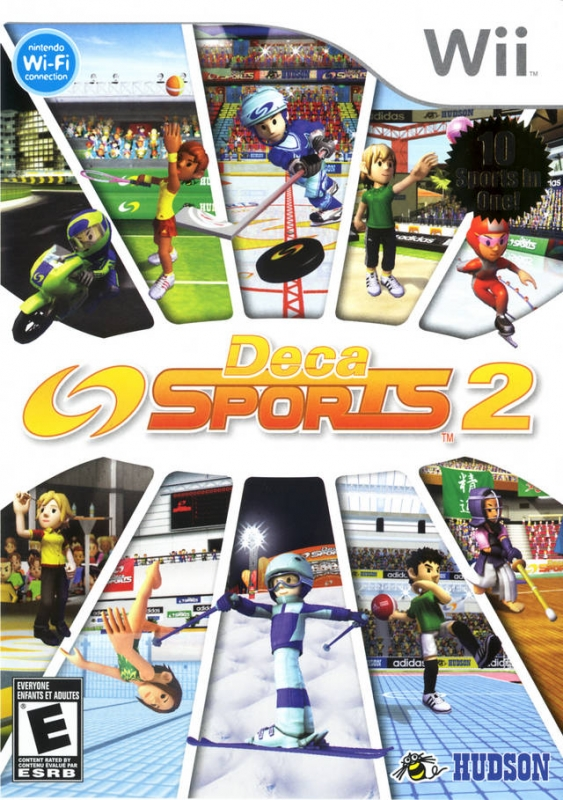 Deca Sports 2 for Wii Walkthrough, FAQs and Guide on Gamewise.co