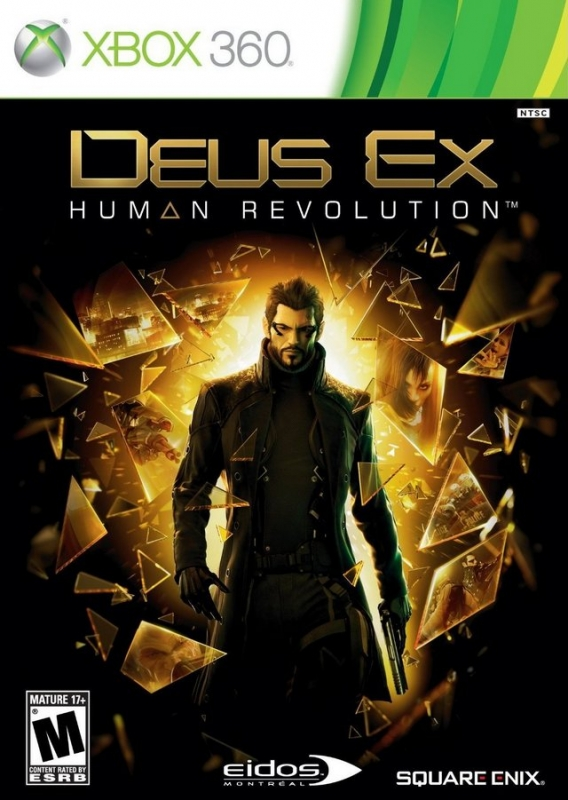 Deus Ex: Human Revolution on X360 - Gamewise