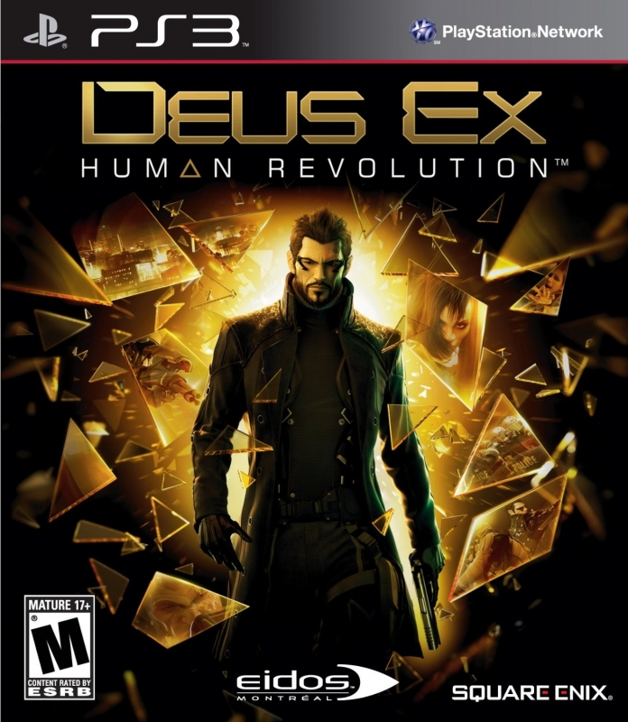 Deus Ex: Human Revolution on PS3 - Gamewise