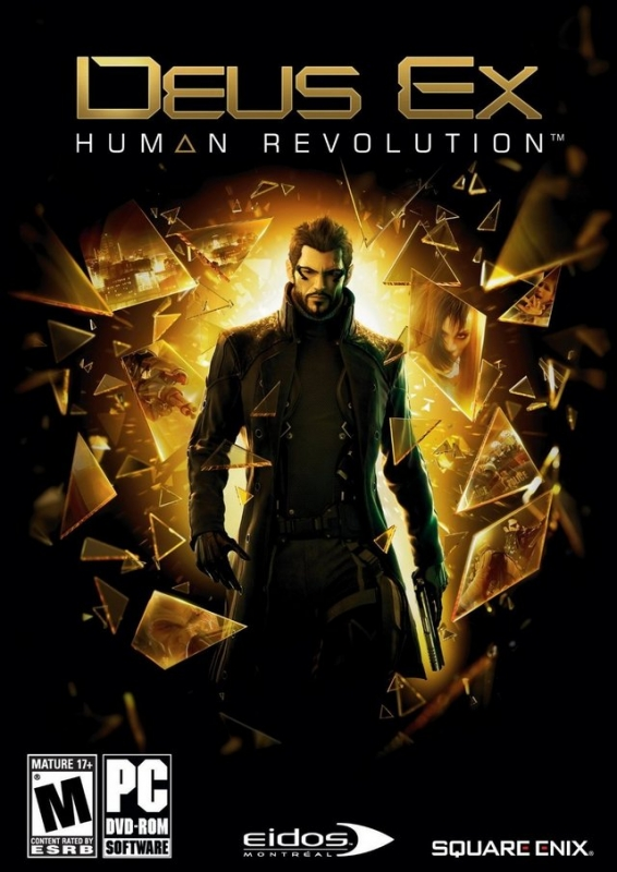Deus Ex: Human Revolution on PC - Gamewise