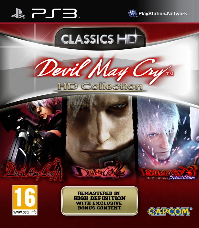 Devil May Cry HD Collection on PS3 - Gamewise
