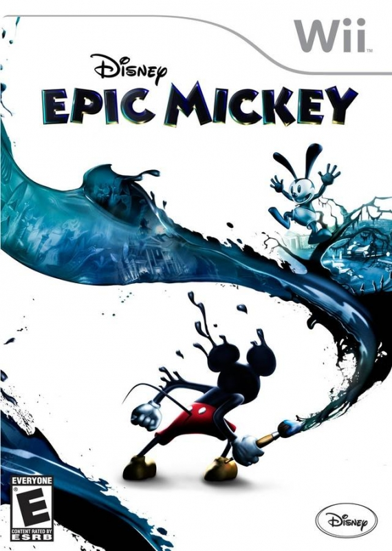 Disney Epic Mickey on Wii - Gamewise