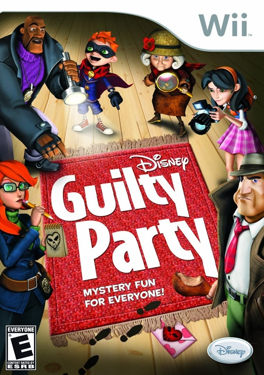 Disney Guilty Party Wiki - Gamewise