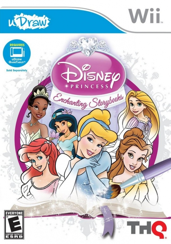 Disney Princess: Enchanting Storybooks for Wii Walkthrough, FAQs and Guide on Gamewise.co