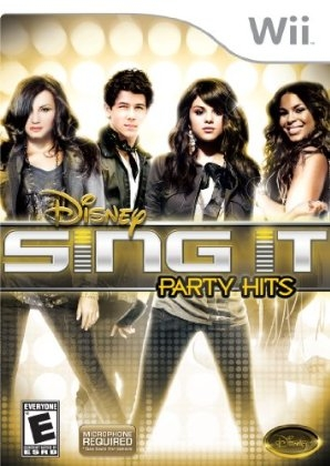Disney Sing It: Party Hits for Wii Walkthrough, FAQs and Guide on Gamewise.co