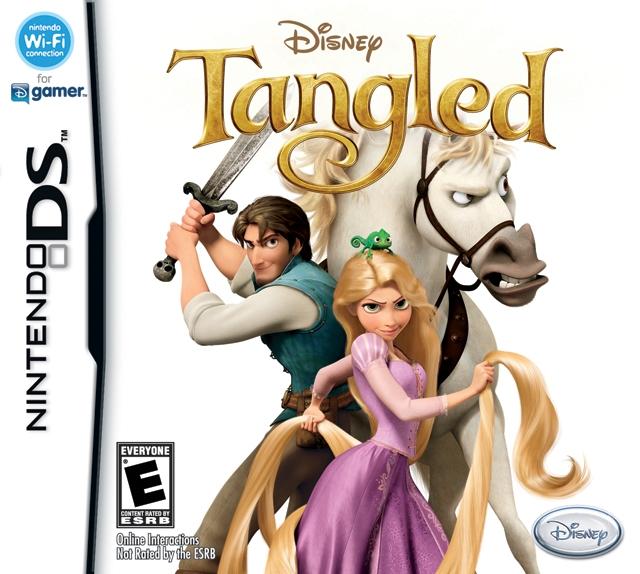 Disney Tangled [Gamewise]