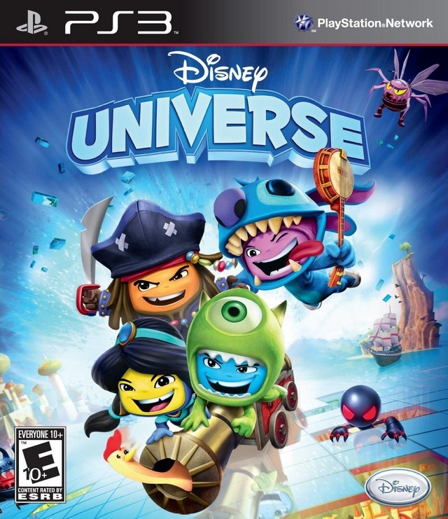 Disney Universe | Gamewise