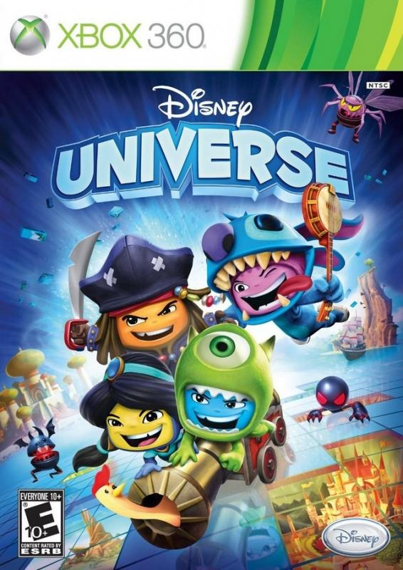 Disney Universe Wiki - Gamewise