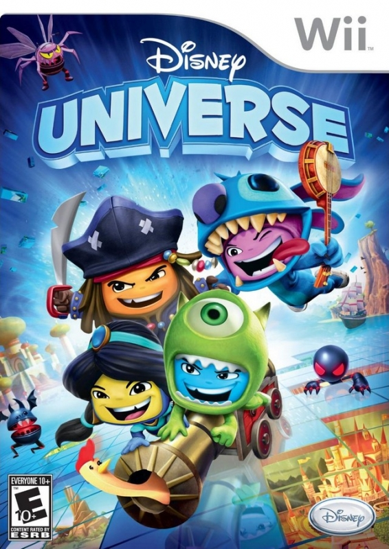 Disney Universe for Wii Walkthrough, FAQs and Guide on Gamewise.co