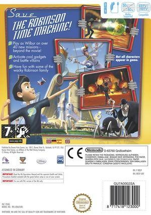 what score did meet the robinsons got for wii reviews