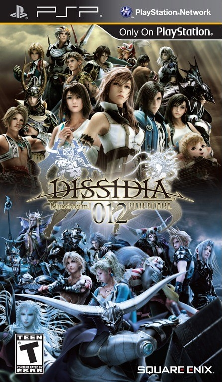 Dissidia 012: Duodecim Final Fantasy on PSP - Gamewise