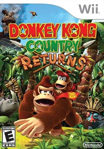 Donkey Kong Country Returns Wiki on Gamewise.co