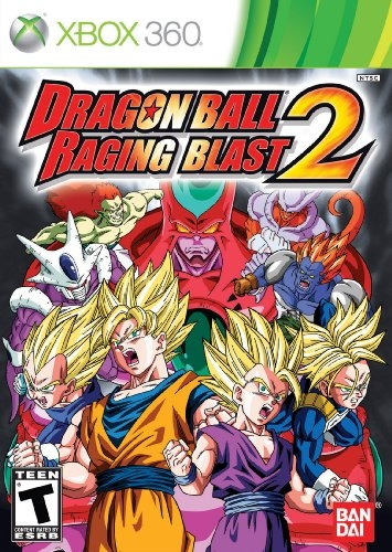 Dragon Ball: Raging Blast 2 on X360 - Gamewise