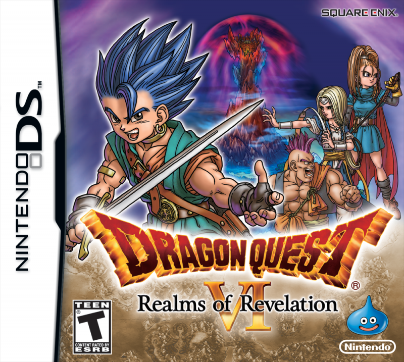 Dragon Quest: Realms of Revelation on DS - Gamewise