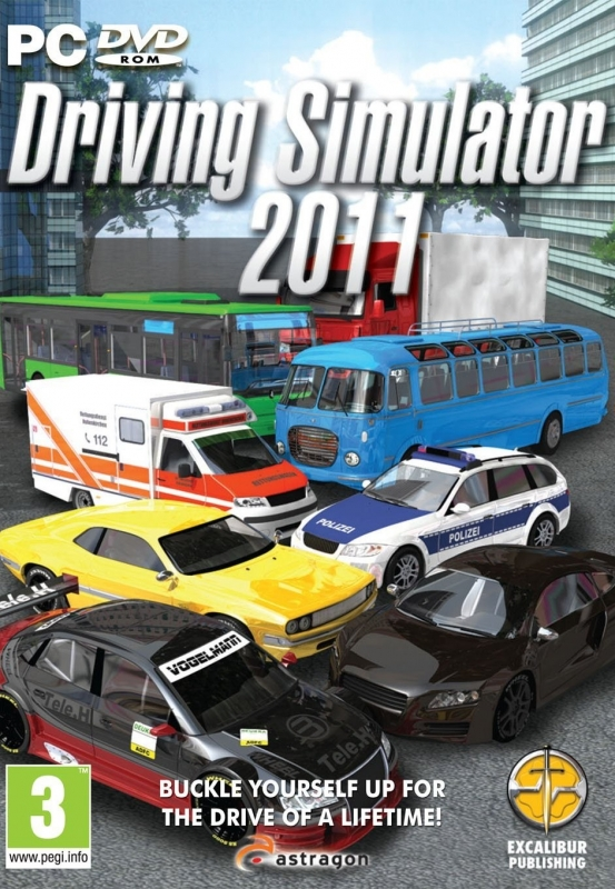 Driving Simulator 2011 on PC - Gamewise