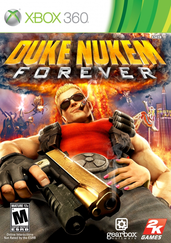 Duke Nukem Forever Wiki on Gamewise.co