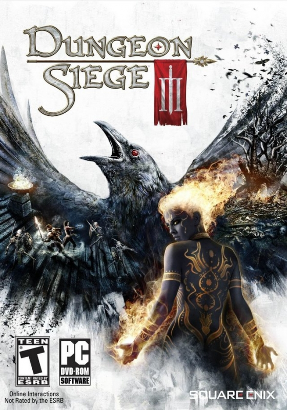 Dungeon Siege III for PC Walkthrough, FAQs and Guide on Gamewise.co