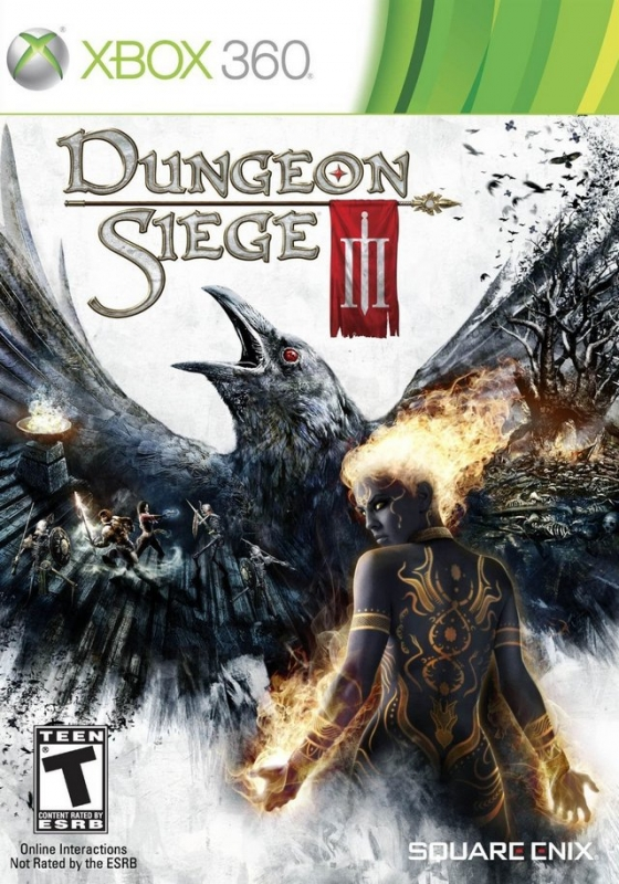 Dungeon Siege III for X360 Walkthrough, FAQs and Guide on Gamewise.co