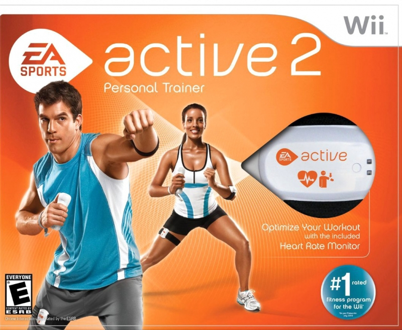 EA Sports Active 2 on Wii - Gamewise