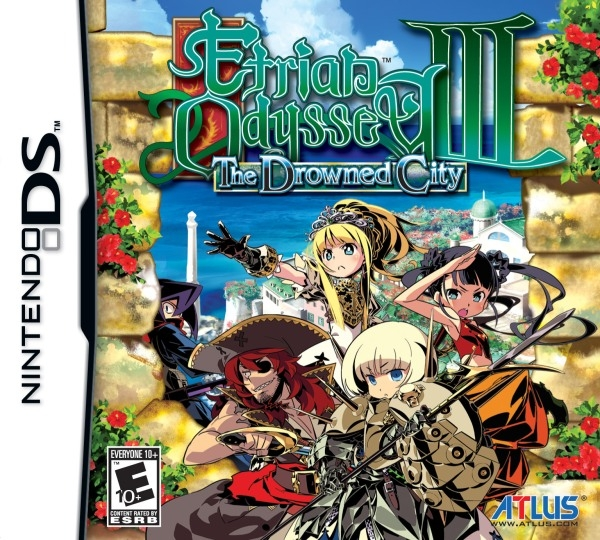 Etrian Odyssey III: The Drowned City Wiki - Gamewise