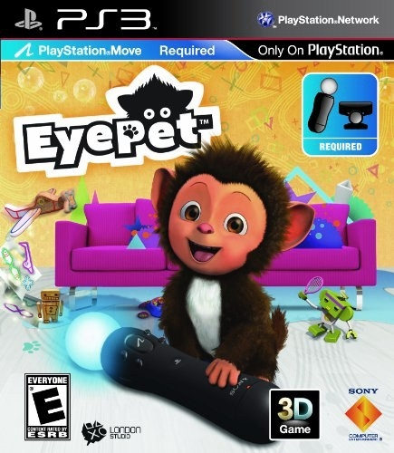 EyePet for PS3 Walkthrough, FAQs and Guide on Gamewise.co