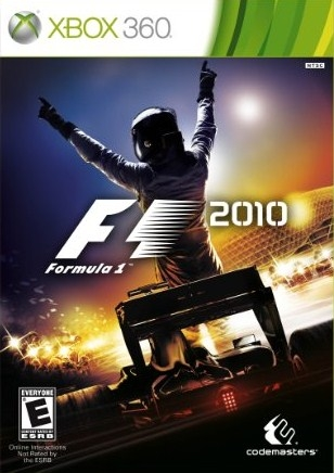 F1 2010 on X360 - Gamewise