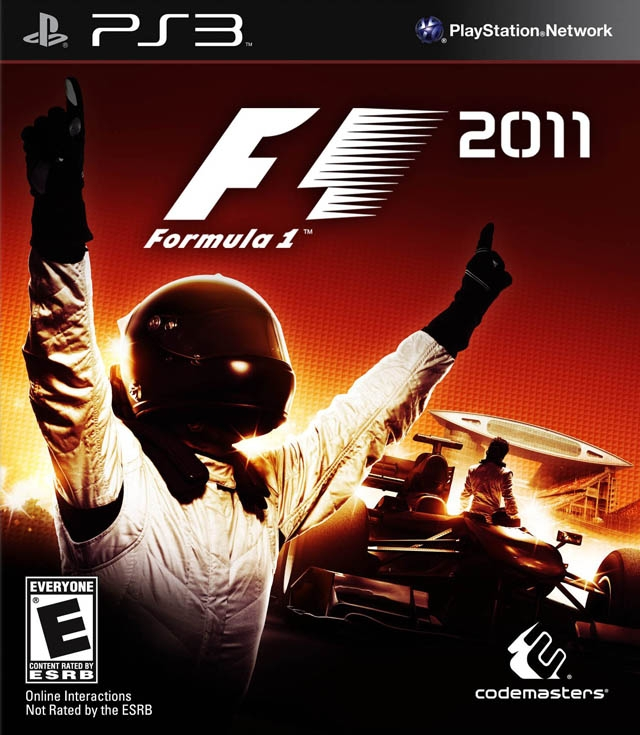 F1 2011 on PS3 - Gamewise