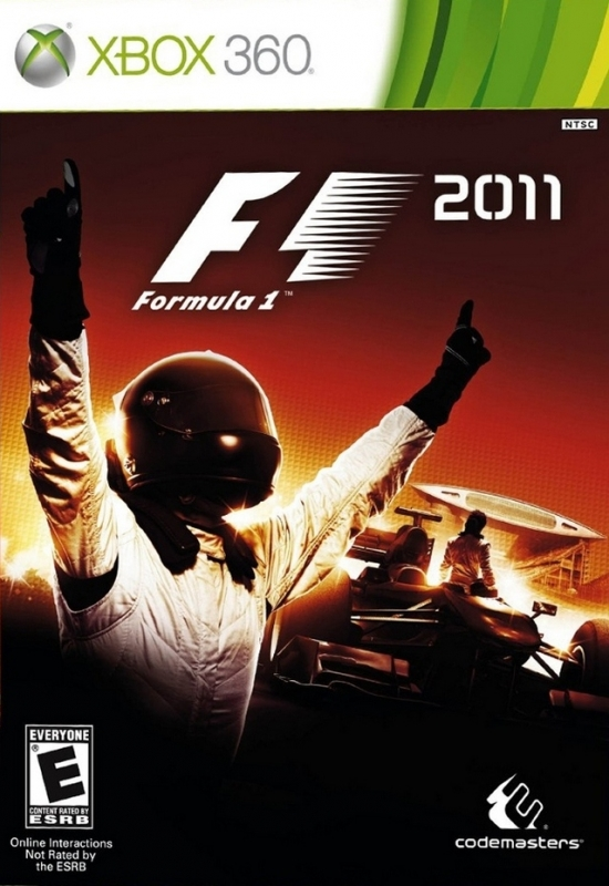 F1 2011 on X360 - Gamewise