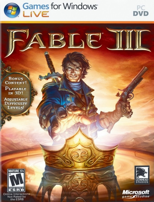 Fable III on PC - Gamewise