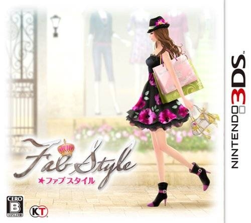 FabStyle on 3DS - Gamewise