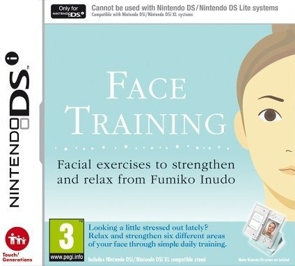 Face Training for DS Walkthrough, FAQs and Guide on Gamewise.co
