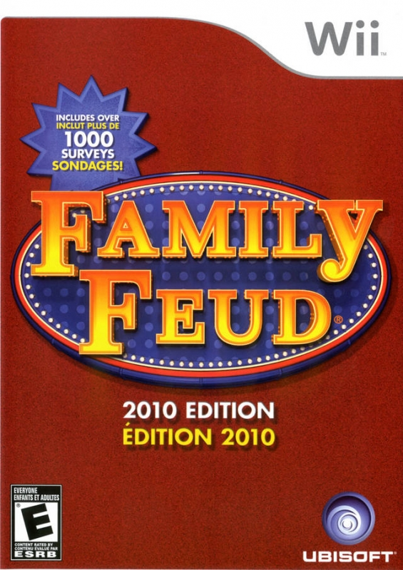 Family Feud: 2010 Edition [Gamewise]