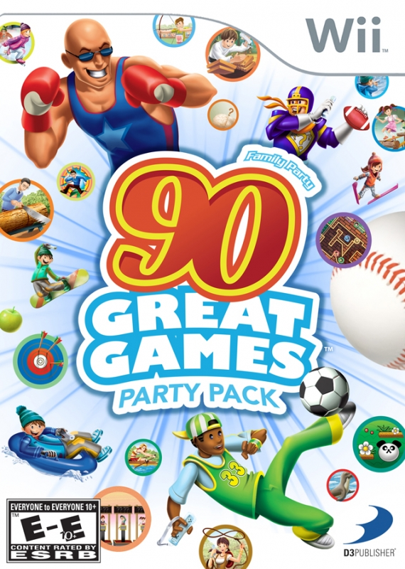 Family Party: 90 Great Games Party Pack | Gamewise
