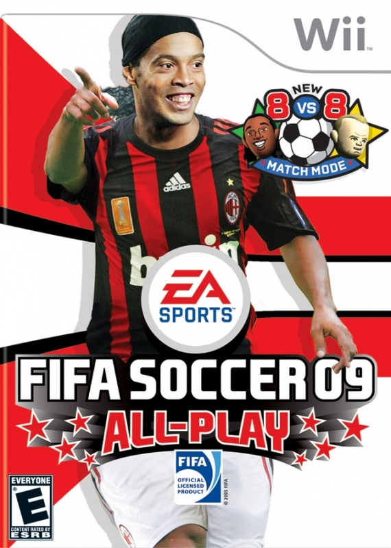 Gamewise FIFA Soccer 09 All-Play Wiki Guide, Walkthrough and Cheats