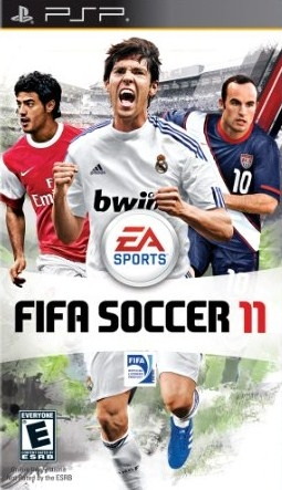 FIFA Soccer 11 on PSP - Gamewise