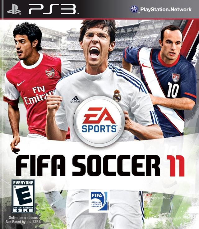 FIFA Soccer 11 on PS3 - Gamewise