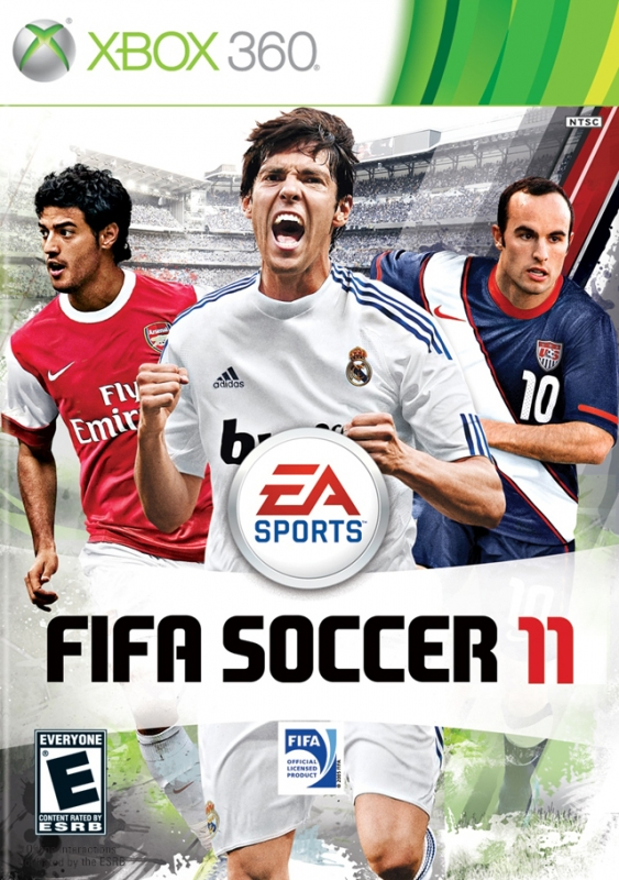FIFA Soccer 11 on X360 - Gamewise