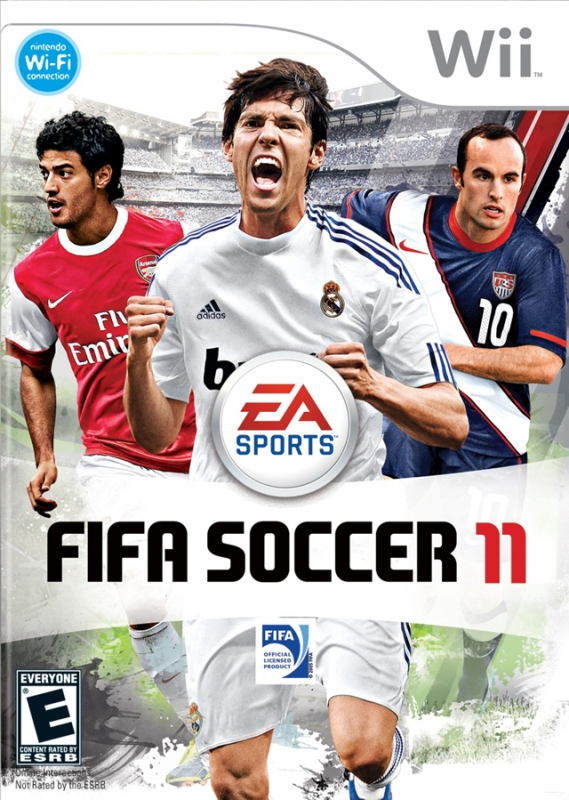 FIFA Soccer 11 on Wii - Gamewise