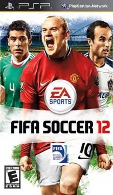 FIFA 12 on PSP - Gamewise
