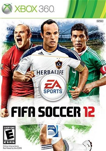 FIFA Soccer 12 Wiki on Gamewise.co